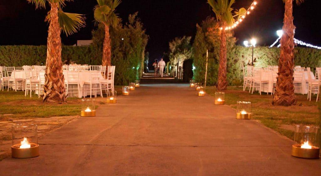 Finca para eventos en Almería